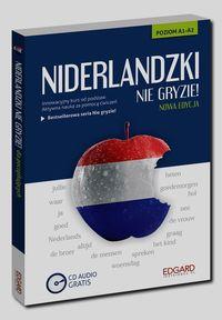 """Zdjęcie okładki książki """"Niderlandzki nie gryzie"""""""