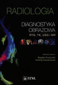 """Zdjęcie okładki książki pt.: """"Radiologia"""""""